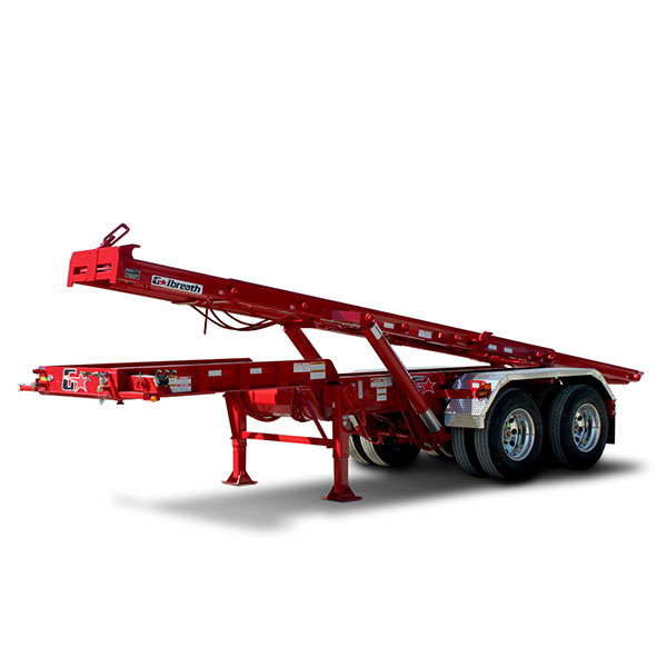 Lightweight Roll-Off Trailers