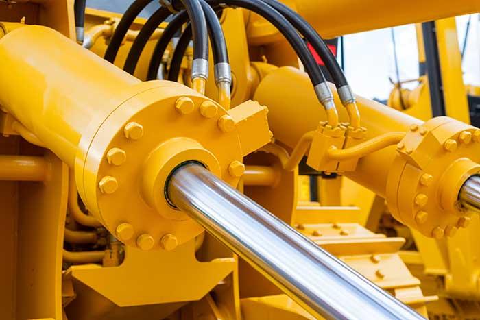 Hydraulic Part Refurbishment