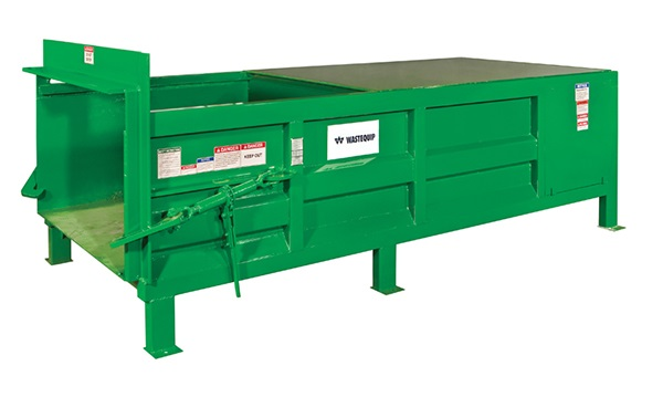 Wastequip 445 Series Stationary Compactor (4 yard)
